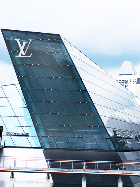 Metal Fabrication & Engineering Projects - LV Singapore