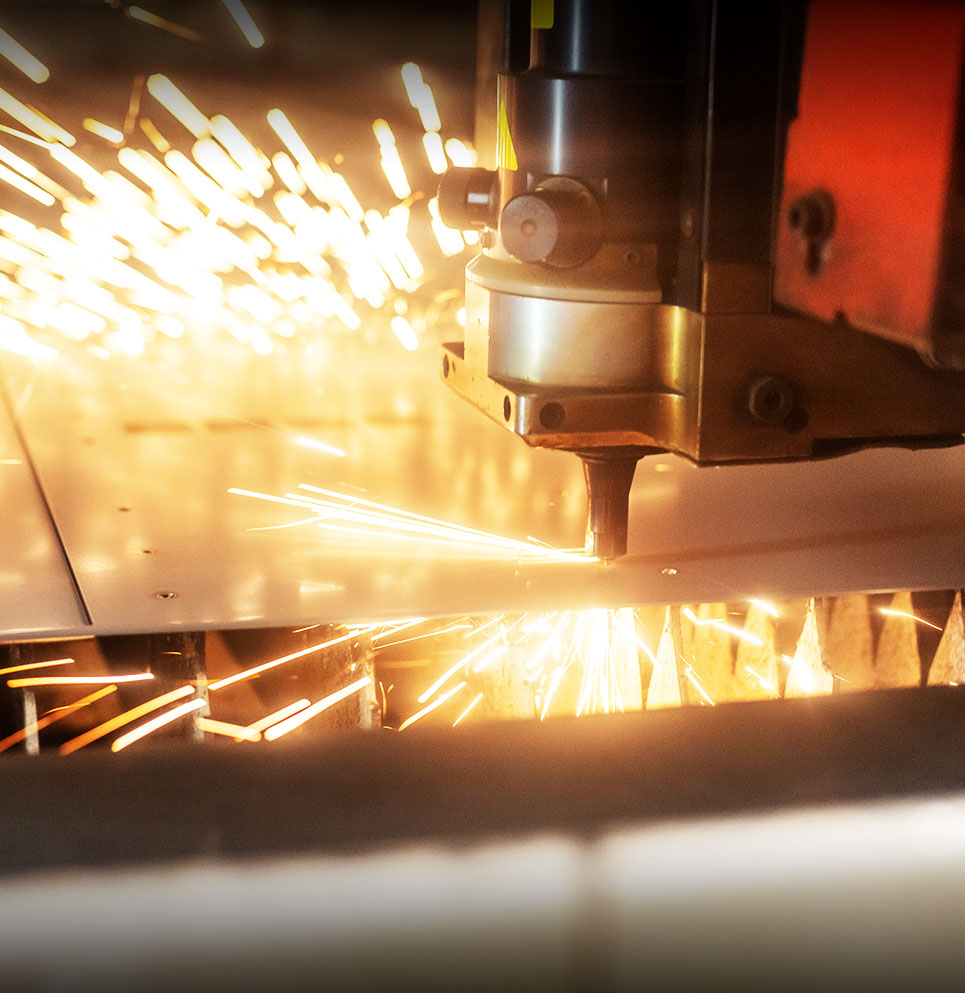 View Sheet Metal Fabrication services for metal fabrication & engineering projects
